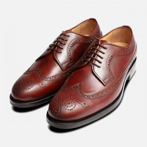 Brogues longwing