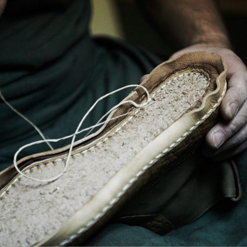 szycie butów