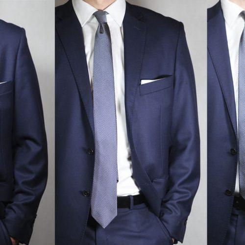 długość krawata